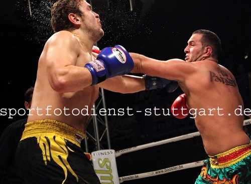 Florent Demaj vs. Georg Antimiridis